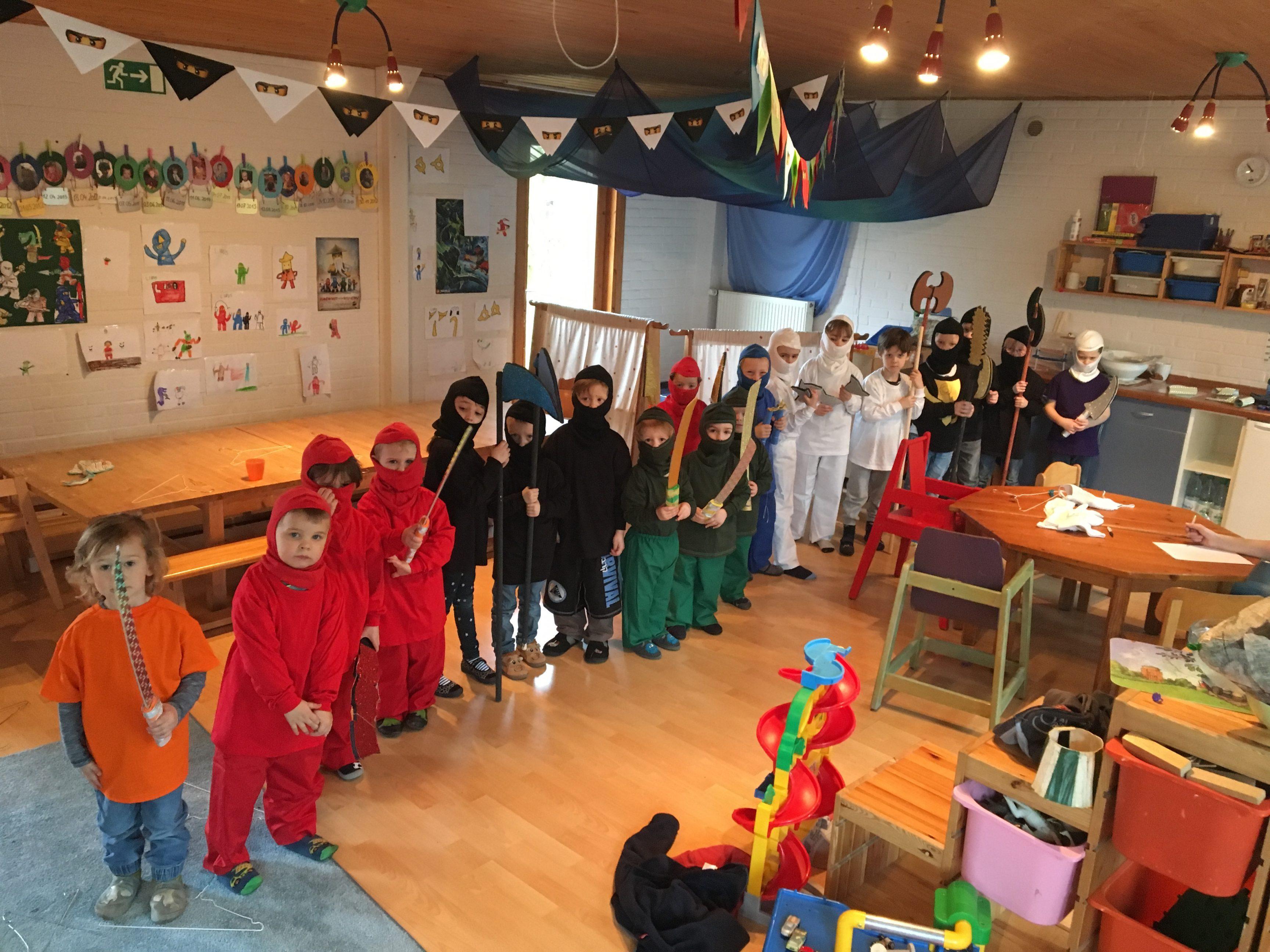 Erlebnisraume Kindergarten Tigerente E V